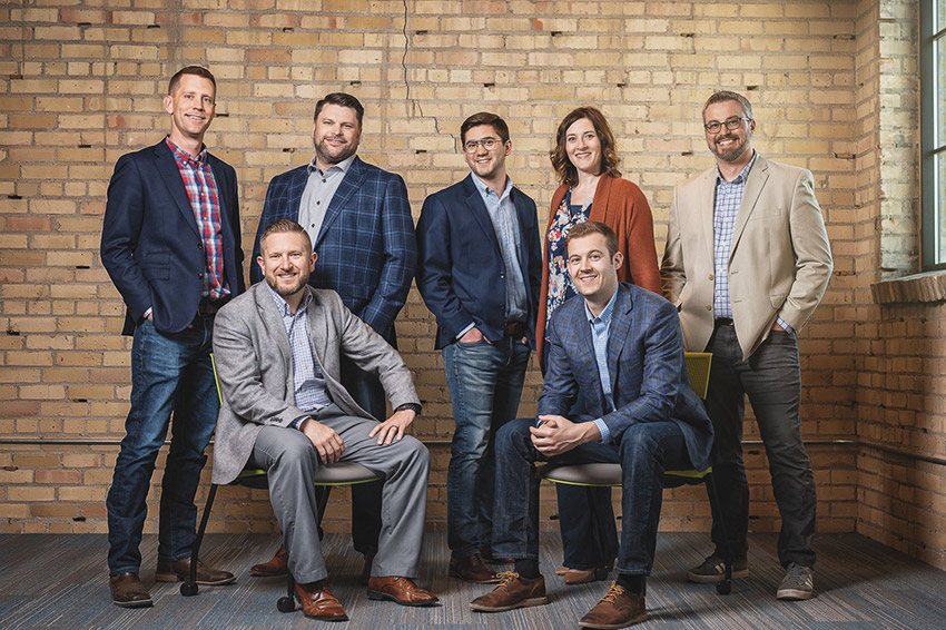 Goldmark Commercial Real Estate Fargo Team